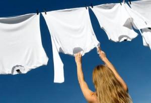 poupar a lavar a Roupa