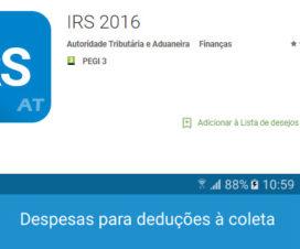 app Irs 2016