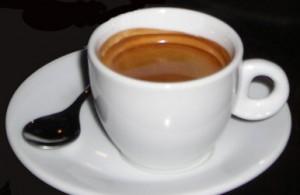 café gastos